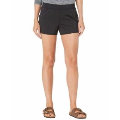 """コロンビア レディース ハーフパンツ・ショーツ ボトムス Sandy Creek¢ 4"""" Stretch Shorts Black"""