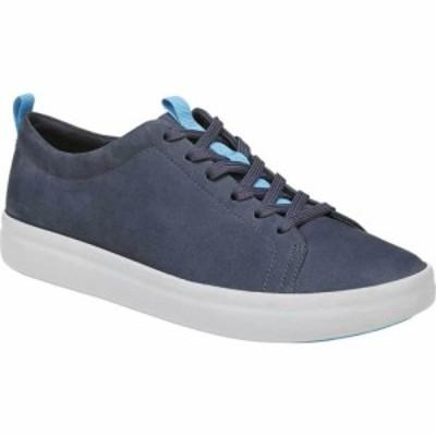 バイオニック Vionic レディース スニーカー シューズ・靴 Paisley Sneaker Navy Nubuck Leather