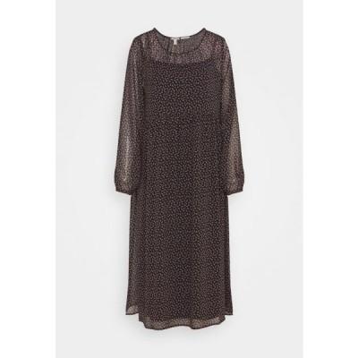 レディース ドレス DRESS - Day dress - black