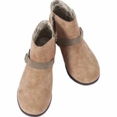 レヴィタライン Revitalign レディース ブーツ シューズ・靴 Malibu Suede Leather Boot Mushroom