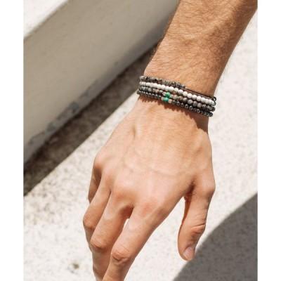 ブレスレット 〈BRANCO/ブランコ〉Tubular Brass Bracelet/チュブラーブラスブレスレット