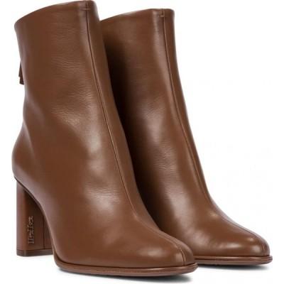 マックスマーラ Max Mara レディース ブーツ ショートブーツ シューズ・靴 leather ankle boots Taback