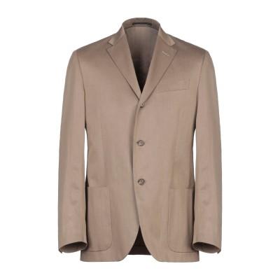 CC COLLECTION CORNELIANI テーラードジャケット ベージュ 50 コットン 100% テーラードジャケット