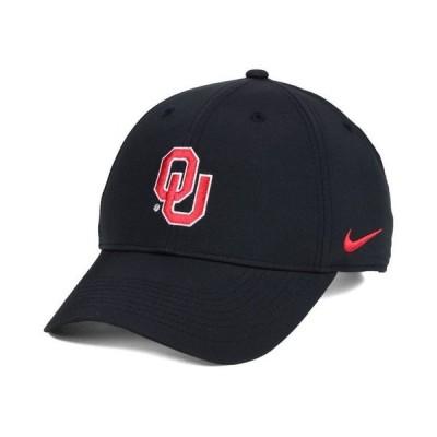 ナイキ メンズ 帽子 アクセサリー Oklahoma Sooners Dri-FIT Adjustable Cap