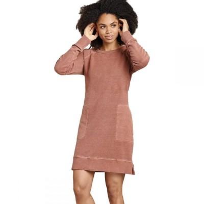 トードアンドコー Toad&Co レディース ワンピース ワンピース・ドレス Epiq Long - Sleeve Dress Paprika