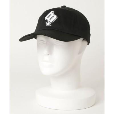 帽子 キャップ BROOKLYN MACHINE WORKS/ブルックリンマシンワークス ロゴダッドキャップ 21-BKMWSCAP-M01
