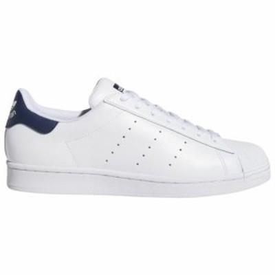 (取寄)アディダス スニーカー メンズ オリジナルス スーパースタン Men's adidas Originals Superstan White College Navy