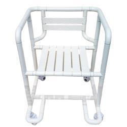 IB006 無障礙 淋浴椅 洗澡椅 淋浴凳 安全扶手 ABS 防滑扶手 廁所扶手 廁所防滑椅 老人小孩 無障礙設施  有靠背款