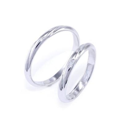 【送料無料】ダイヤモンド使用 プレゼントにも シルバーリング ペアリング 指輪 シルバー925 メンズ レディース 19juuku ハートオブコンセプト