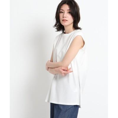tシャツ Tシャツ 【XS〜L・手洗い】コットンツイルプルオーバー