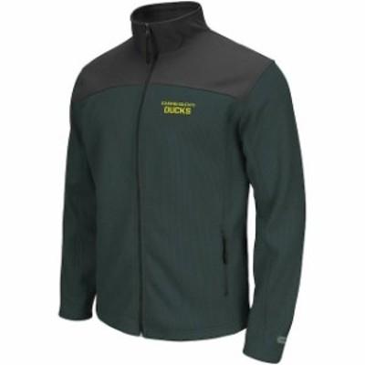 Colosseum コロセウム スポーツ用品  Colosseum Oregon Ducks Green Arctic Full-Zip Jacket