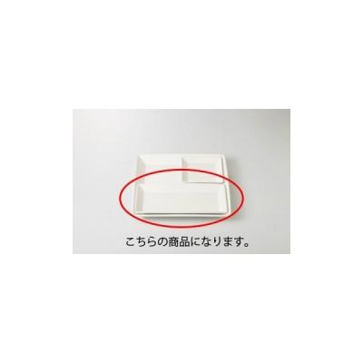 和食器 ナチュラル白 長角皿 36K401-16 まごころ第36集 【キャンセル/返品不可】