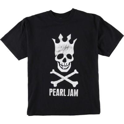 PEARL JAM パールジャム バンドTシャツ メンズL /eaa062075