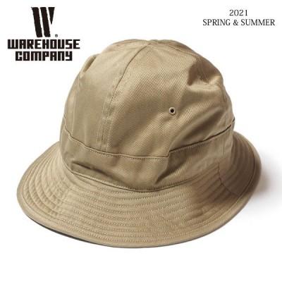 ウエアハウス Lot 5232 M-41 TYPE U.S.ARMY CHINO HAT チノハット 帽子 WAREHOUSE[納期未定][2021年春夏新作 ]