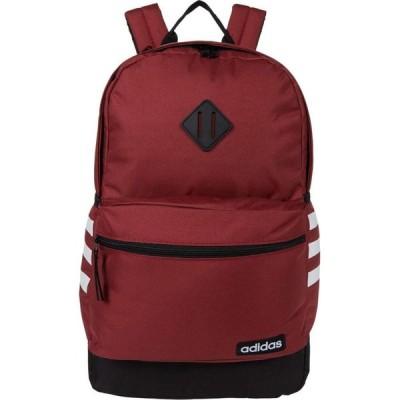 アディダス adidas レディース バックパック・リュック バッグ Classic 3S III Backpack Legacy Red/Black