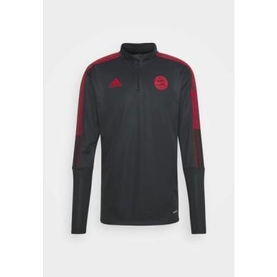 アディダス メンズ スポーツ用品 FC BAYERN MUNCHEN - Club wear - night grey