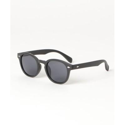 nano・universe / :アイウェア20 /TYPE13 ボストン型セル MEN ファッション雑貨 > サングラス