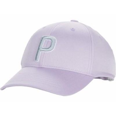 プーマ レディース 帽子 アクセサリー P Adjustable Cap Light Lavender