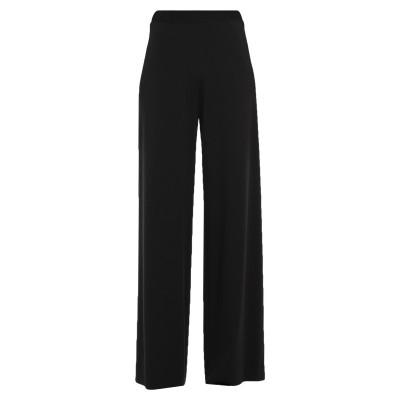 PIERANTONIO GASPARI パンツ ブラック 40 レーヨン 56% / ナイロン 36% / ポリウレタン 8% パンツ