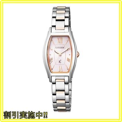 [シチズン] 腕時計 クロスシー エコ・ドライブ EW5544-51W レディース マルチカラー