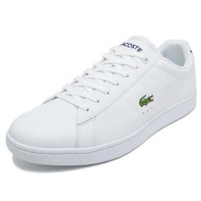 スニーカー ラコステ LACOSTE カーナビーエヴォBL1 ホワイト メンズ シューズ 靴 19SS