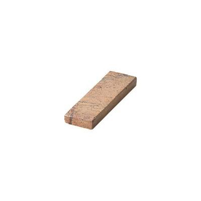 (業務用・箸置き)天然石 9cmカトラリーレスト ブラウンフォレストマーブル(入数:5)