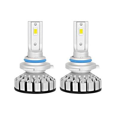 YIMOJI Led Headlight Bulbs Conversion Kit 9005/HB3/H10 12000lm 6000k Diamond White 2 Year Warranty