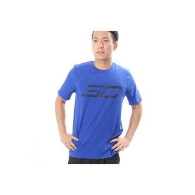 アンダーアーマー UNDER ARMOUR バスケットボール 半袖Tシャツ UA SC30 LOGO TEE 1298356