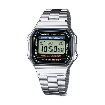 [カシオ]CASIO 腕時計 スタンダード A168WA1 メンズ [品]