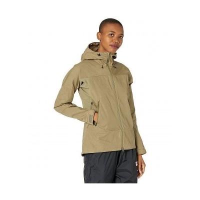 Fjallraven フェールラーベン レディース 女性用 ファッション アウター ジャケット コート アクティブウエア Abisko Lite Trekking Jacket - Light Olive