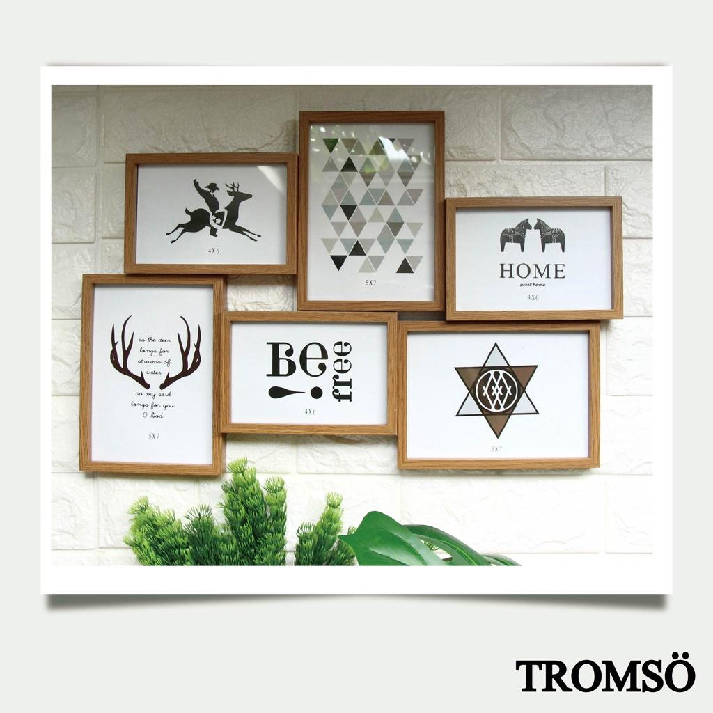 TROMSO木都格立體6入相框/牆面裝飾,相框,設計,TROMSO,簡約,回憶,4X6,木都格立體【H0305334】