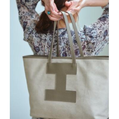 IACUCCI / ≪磯部安伽さんコラボ≫キャンバストートML【SORBETTO VACANZA】 WOMEN バッグ > トートバッグ