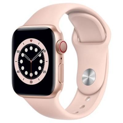共用 電子機器 スマートウォッチ Series 6 GPS+Cellular 40 mm Smartwatch