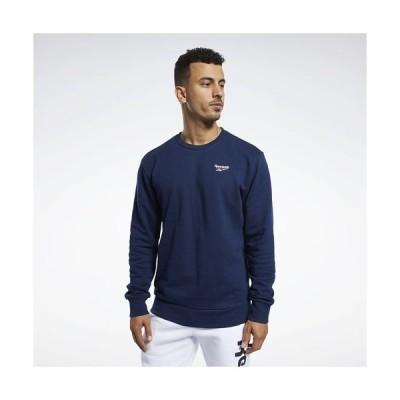 【リーボック】クラシックス ベクター クルー スウェットシャツ / Classics Vector Crew Sweatshirt