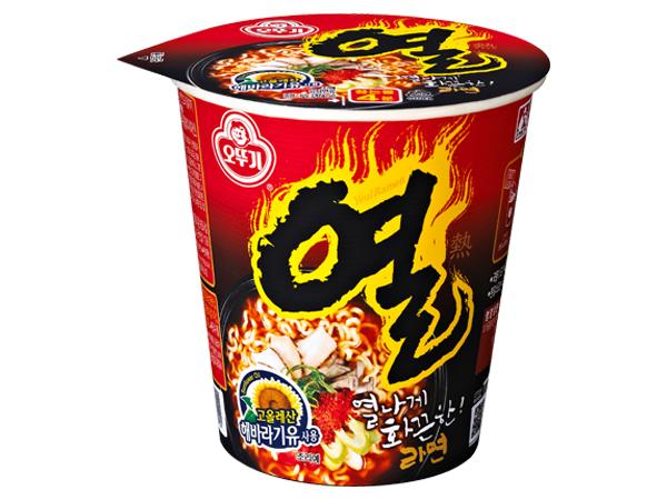 韓國不倒翁~辛辣杯麵(1杯裝)【D551890】