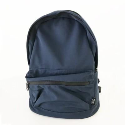 SELECT 小物ポケットが便利なシンプルリュック J5267 IEDIT[イディット] フェリシモ FELISSIMO