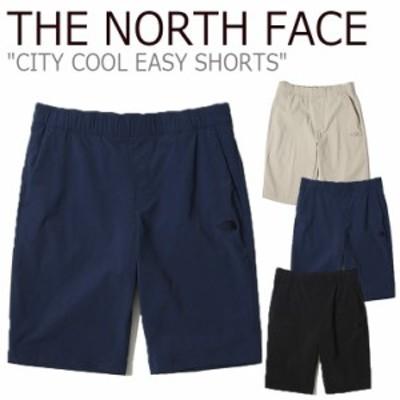 ノースフェイス ハーフパンツ THE NORTH FACE メンズ CITY COOL EASY SHORTS シティ イージー ショーツ NS6NK07A/B/C ウェア