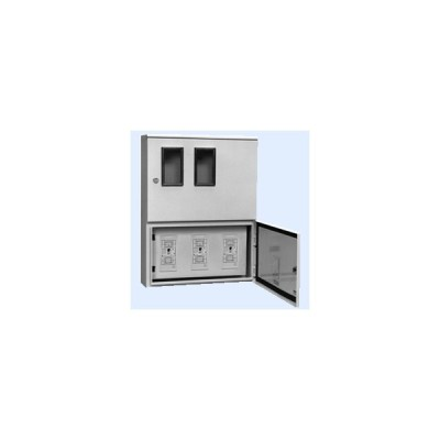 内外電機 Naigai THEZ0503YT 直送 代引不可・他メーカー同梱不可 引込計器盤 端子台付  HER-053WT