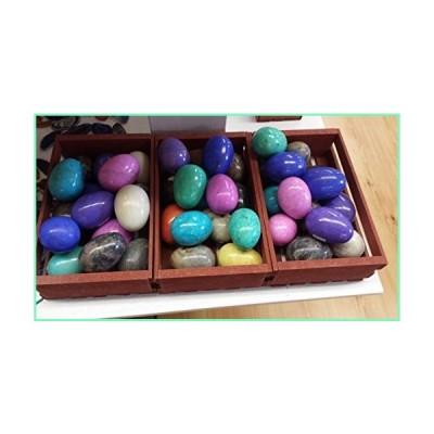 Handpainted Rock egg ONE【並行輸入品】