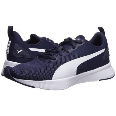 プーマ Flyer Runner メンズ スニーカー 靴 シューズ Peacoat/Puma White