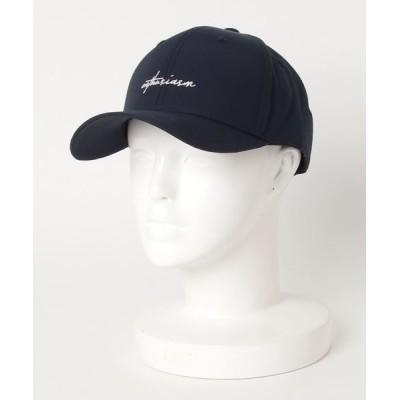 MEN'S BIGI / 刺繍ロゴキャップ MEN 帽子 > キャップ
