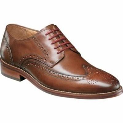 フローシャイム 革靴・ビジネスシューズ Salerno Wingtip Oxford