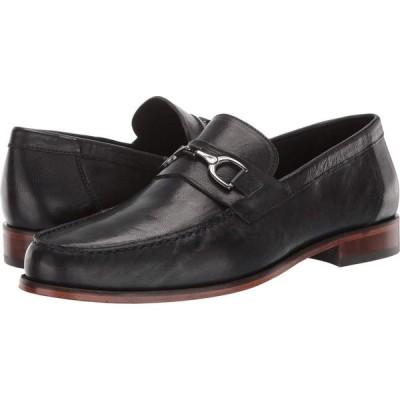 ブルーノ マリ Bruno Magli メンズ ローファー シューズ・靴 Praline Navy Leather