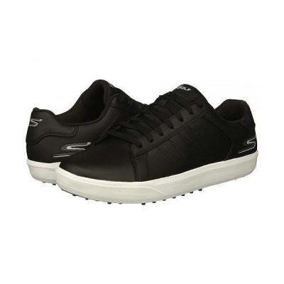Skechers GO GOLF メンズ 男性用 シューズ 靴 スニーカー 運動靴 Drive 4 - Black/Blue