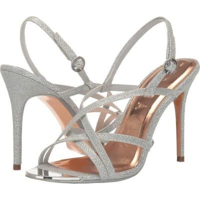 テッドベーカー Ted Baker レディース サンダル・ミュール シューズ・靴 Theanam Silver