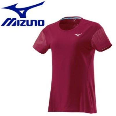 【メール便対応】ミズノ ランニングTシャツ レディース J2MA870163