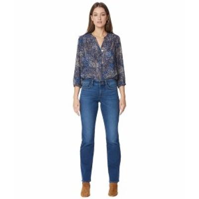 エヌワイディージェイ レディース デニムパンツ ボトムス Marilyn Straight Jeans in Presidio Presidio