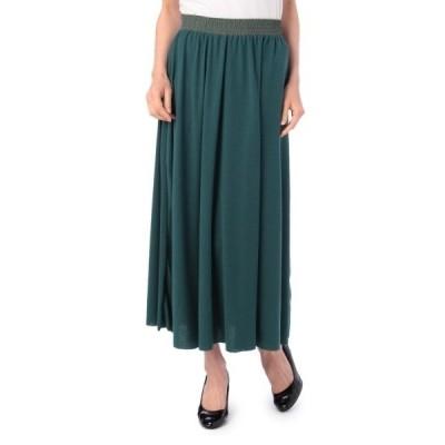 ◆カットソーマキシスカート