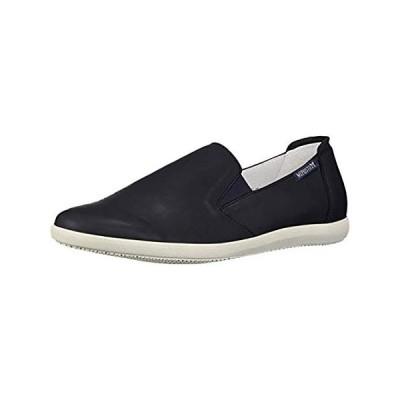 Mephisto Women's Korie Sneaker, Navy, 7 M US
