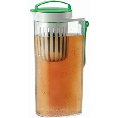 冷水筒 すまーとぽっと 2.0L グリーン